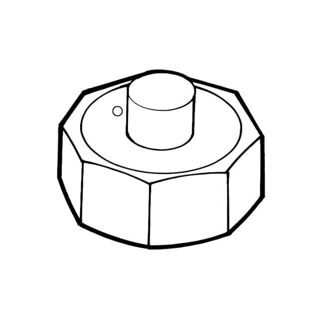 "Meter Cap BS 746 - 1.1/2"" F"