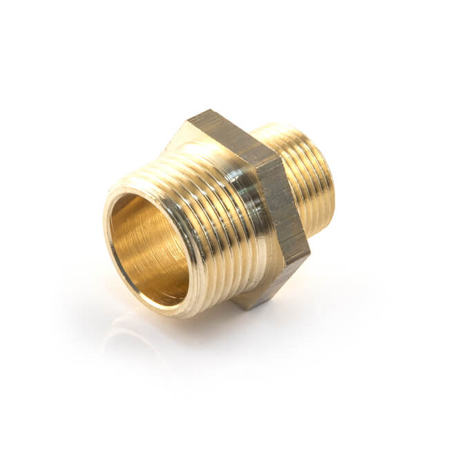 "plumbing BSP thread MALE NEW 35mm compression x 1.1//4/"" adaptor brass"
