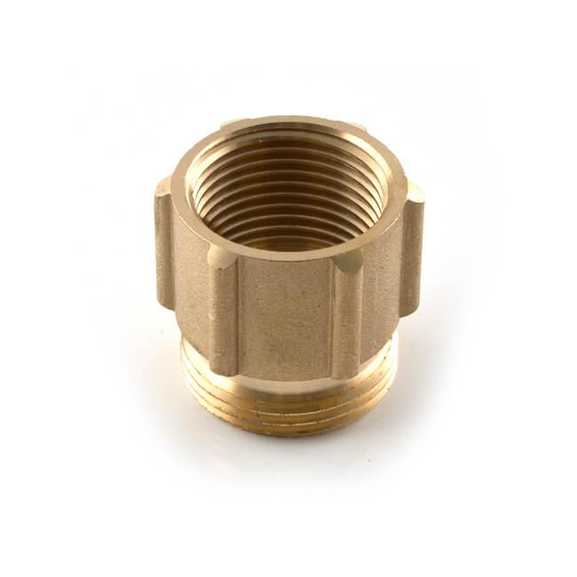 """Gas Meter Adaptor 1.1/4"""" BSP TF x 1.1/4"""" BS 746 M"""