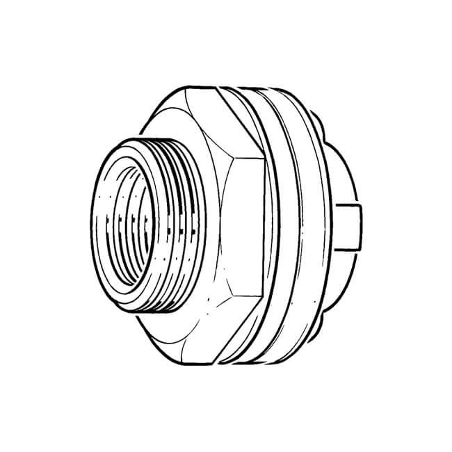 Essex Cylinder Flange