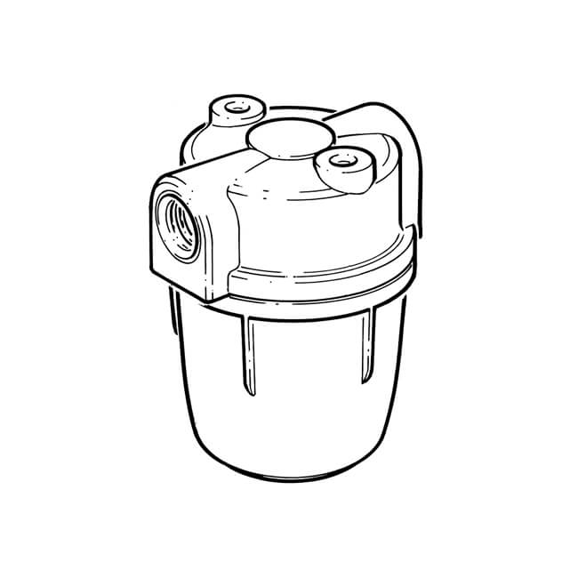 in-line oil filters - filter