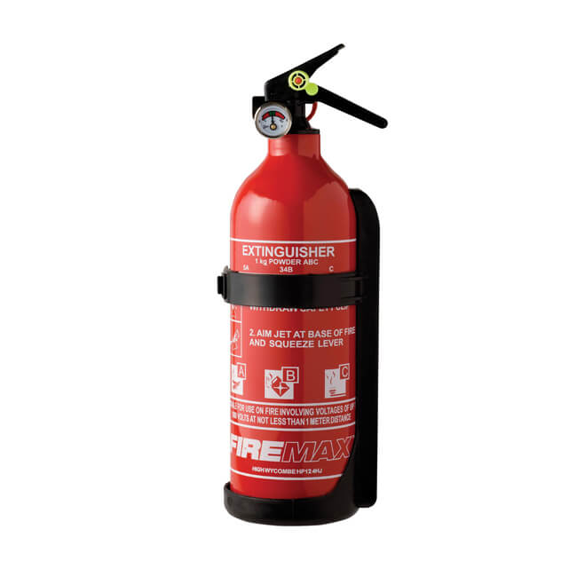 Powder Extinguisher - 1kg