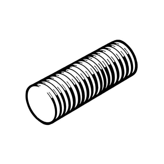 Stainless Steel Studding Grade 316 - 1m M10 Thread