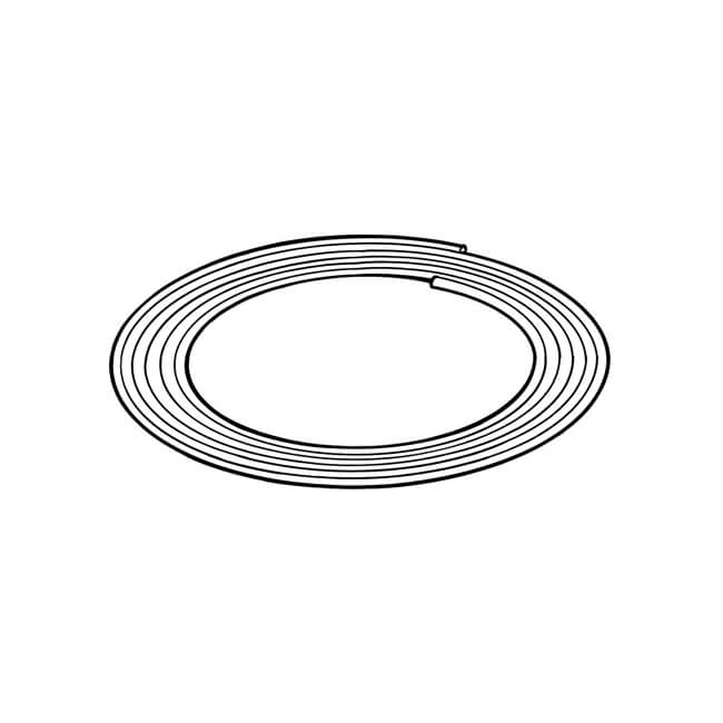 Copper Pipe Coil - 10mm x 10m