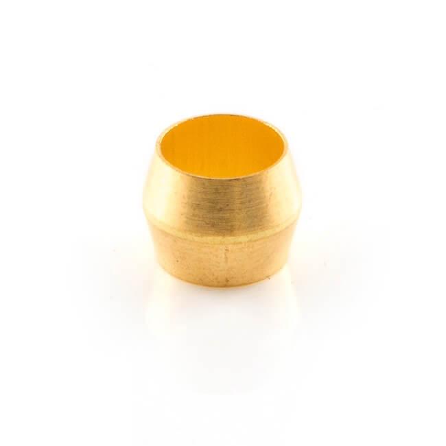 Brass Olive Compression UK - 10mm