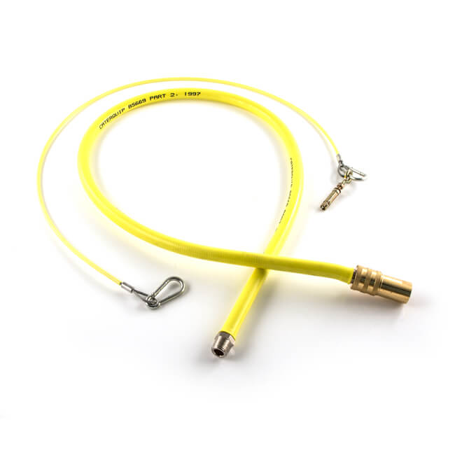 """Quick Release Catering Hose - 1/2"""" x 1000mm"""