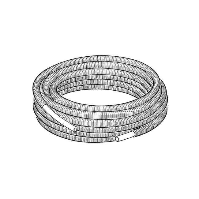Qual-PEX Pipe-in-pipe - 12mm x 50m x 19mm - 16094 | BES co uk