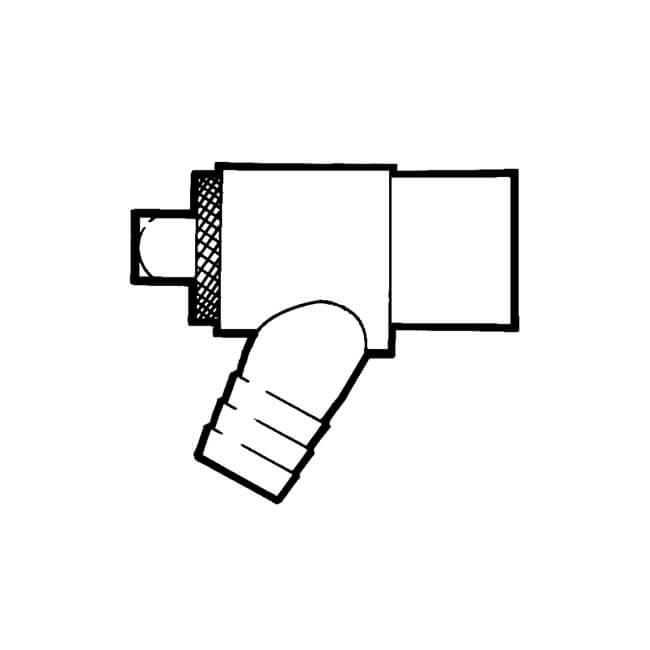 Drain Cock Type A - 15mm Brass