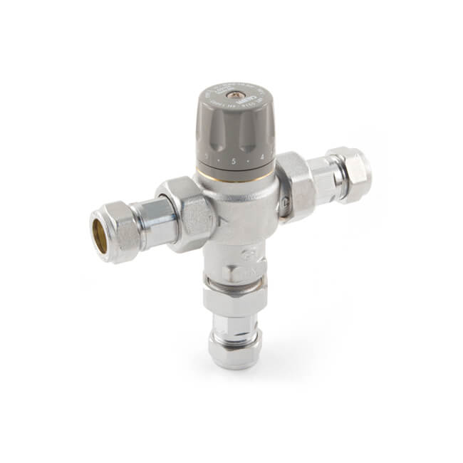 Tempering Valve Safety Temperature Reduction 15mm