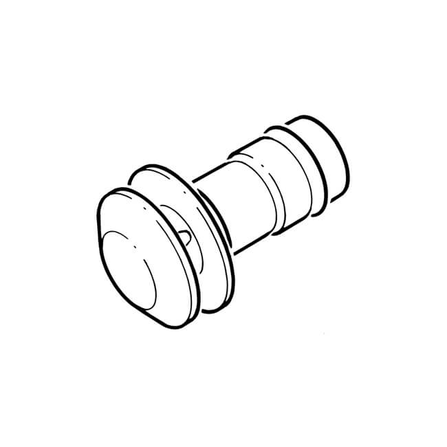 Solder Ring Pipe Cowl Fitting - 15mm