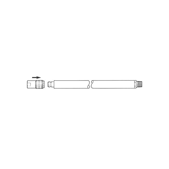 """Quick Release Catering Hose - 3/4"""" x 1500mm"""