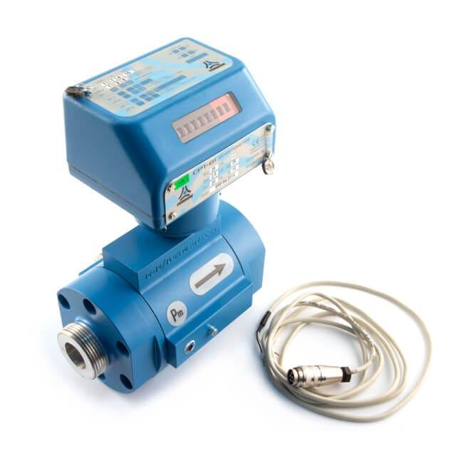 """G16 Turbine Quantometer Gas Meter - 1"""""""