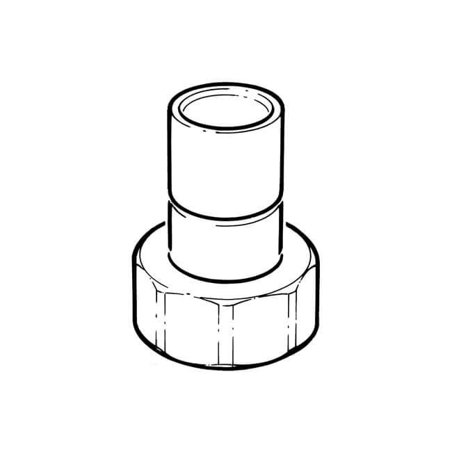 "Gas Meter Union - 1"" x 28mm"