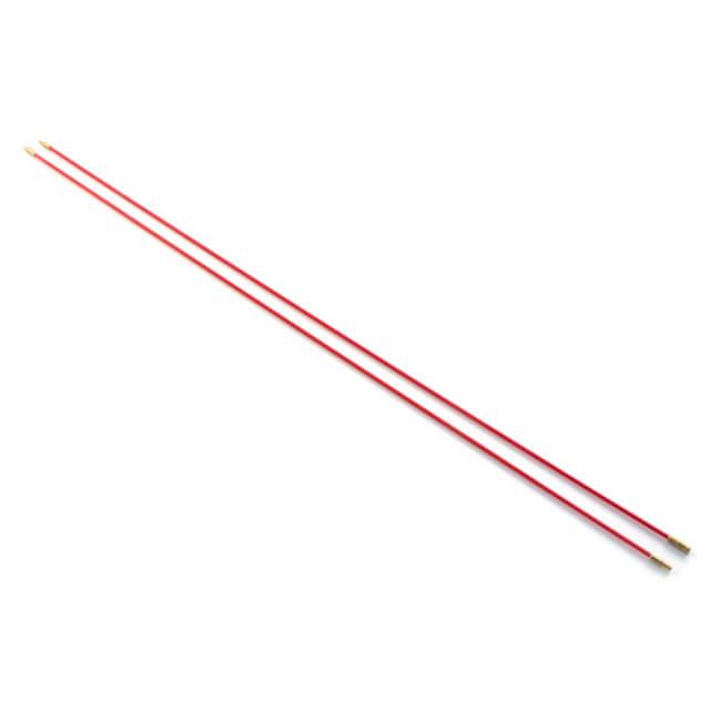 Standard GRP Rods - 1m x 5mm dia. Pair