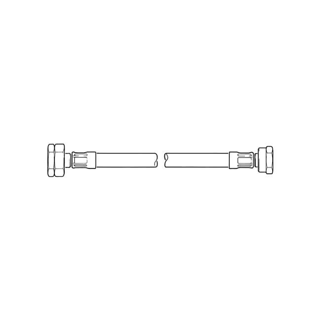 "Butane Pigtail Assembly 20"" ST Butane Nut x W20"