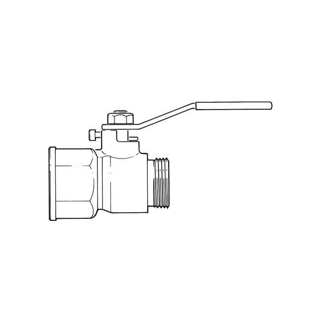 "Domestic Meter Control Valve ECV - 3/4"""