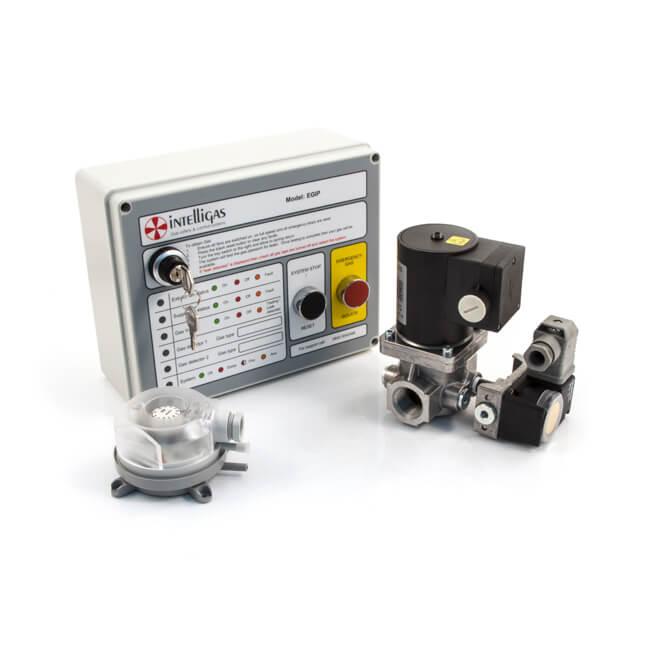 "Intelligas EGIP Kit Valve Gas Proving System - 3/4"""