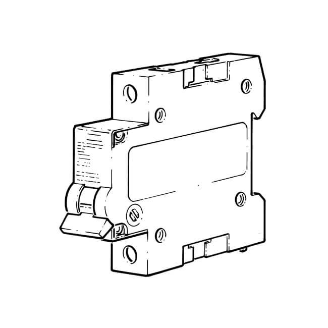 32A - Type B Miniature Circuit Breakers - 18835 - Consumer Unit