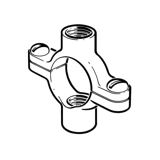 Munsen Double Ring Clip