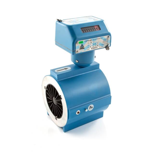 """G160 Turbine Quantometer Gas Meter - 4"""""""