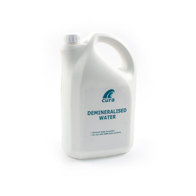 Cura Demineralised Water - 5 Litres