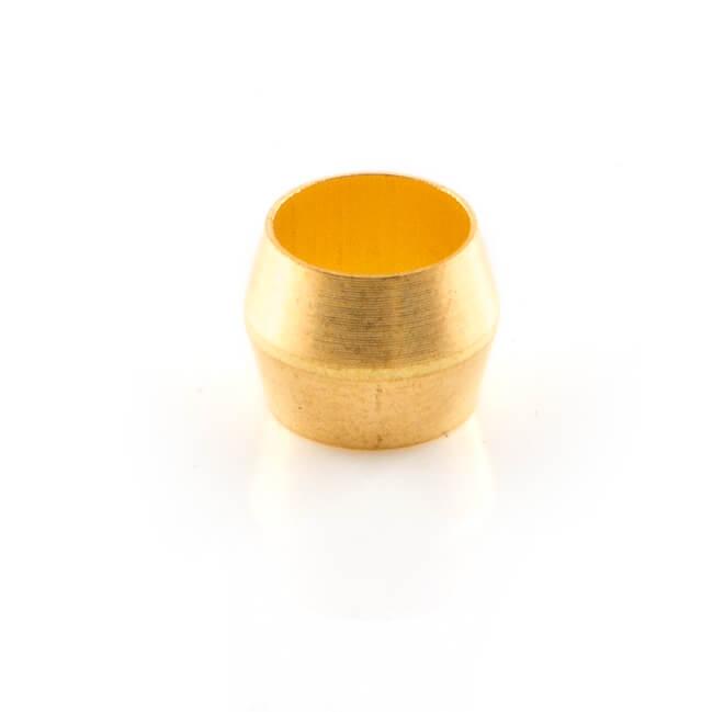 Brass Olive Compression UK - 8mm