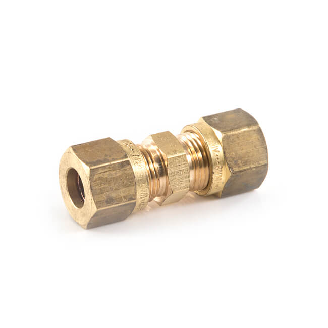 5 x T-PIECE COMPRESSION FITTING CONNECTOR 8mm TEE GAS COPPER PIPE TUBE COUPLING