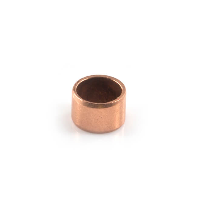 Soft Copper Parallel Olive - 8mm