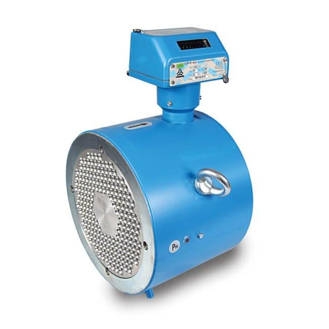 """G1000 Turbine Quantometer Gas Meter - 8"""""""