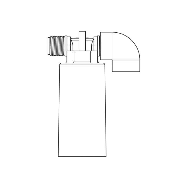 """2X NEW MAGNETIC WATER INLET VALVE 1?2/"""" BSP F x M straight connector   Plumbing"""