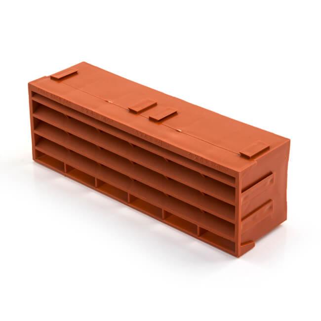 """AIR 920 - 9"""" x 3"""" - Terracotta - Air Brick"""