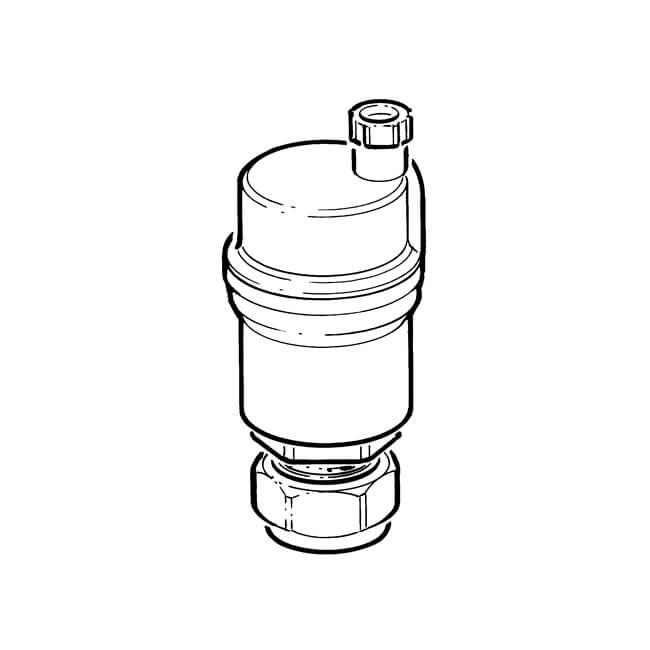 Air Vent - 15mm Compression