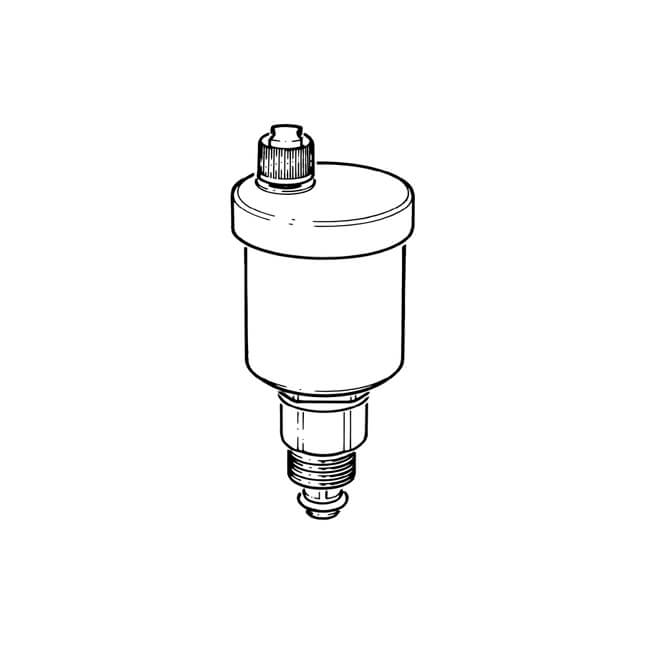 "Automatic Air Bottle Vent 3/8"" with Check Valve"