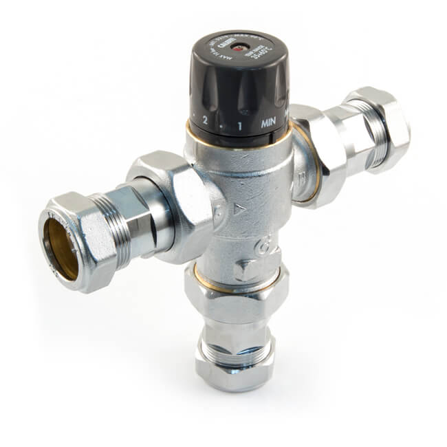 Altecnic Thermostatic Mixing Valve TMV 2 - 28mm