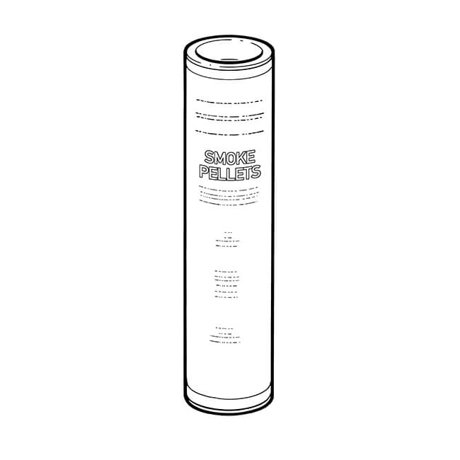 Arctic PH 13g Smoke Pellets - Tube of 6