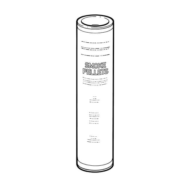 Arctic PH 5g Smoke Pellets - Tube of 6