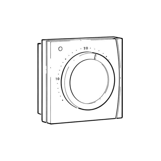 basic plus u00b2 room thermostat - wt-t