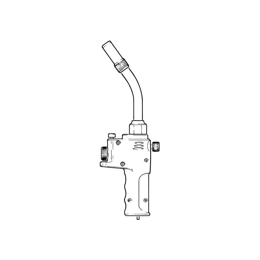 Bullfinch 3640 Firepower Autotorch