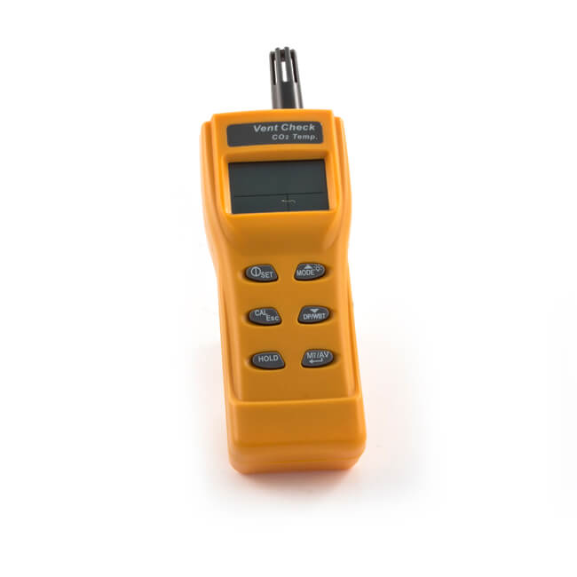 Anton Vent Check Handheld Carbon Dioxide Detector