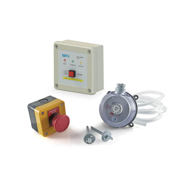 Gas-Minder 4 Interlock System Pack - ISP-3
