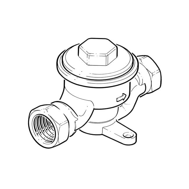 Concentric Water Meter Carrier