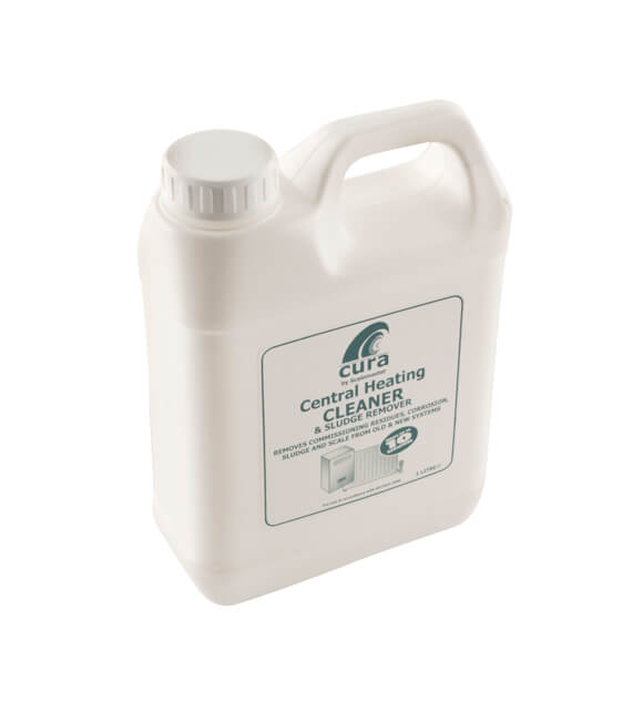 Cura Central Heating Cleaner - 1 Litre