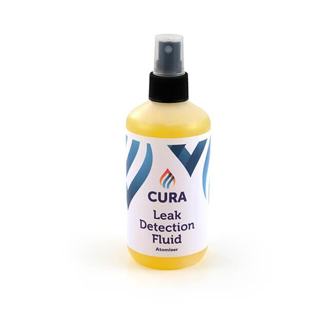 Cura Gas Leak Detection Fluid - Atomiser 250ml