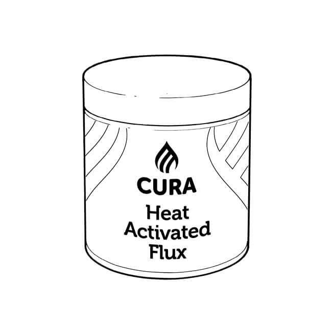 Cura Soldering Flux - 350g