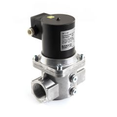 Solenoid Gas Safety Shut Off Valve - 1.1/2""