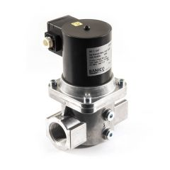 Solenoid Gas Safety Shut Off Valve - 1.1/4""