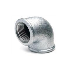"""Iron Elbow 90° - 1/2"""" F Galvanised"""