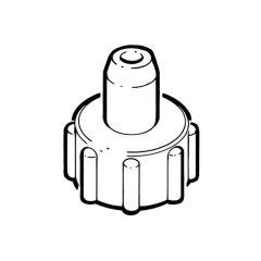 "Drain Pressure Test Nipple - 1/2"""