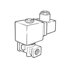 """Solenoid Gas Safety Shut Off Valve - 1/4"""""""