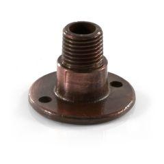 """1/4"""" x 1/4"""" BSP TM x F - Floor Plate - Coin Bronze"""